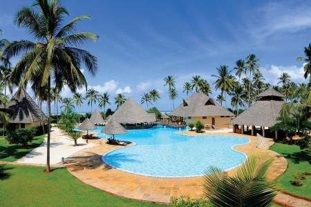 Neptune Pwani Beach Resort & Spa - Zanzibar v lednu