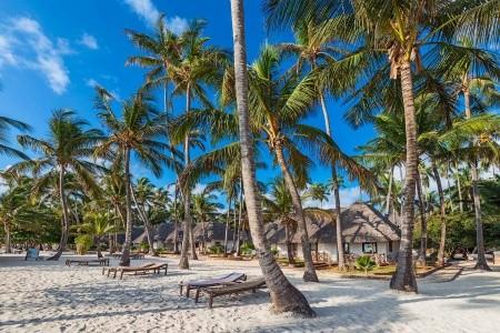Diamonds Mapenzi Beach (Ex. Sandies) - Zanzibar v lednu