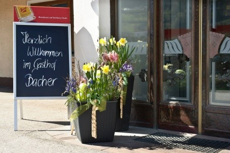 Gasthof Bacher - Salcbursko - Rakousko