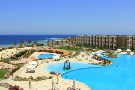 Royal Brayka Beach Resort - Egypt v zimě