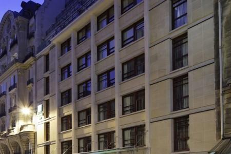 Holiday Inn Paris Notre Dame - Francie letecky