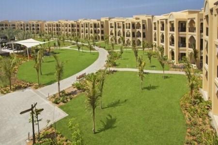 Spojené arabské emiráty Ras Al Khaimah Doubletree By Hilton & Spa Marjan Island 8 dňový pobyt Raňajky Letecky Letisko: Praha september 2021 (26/09/21- 3/10/21)