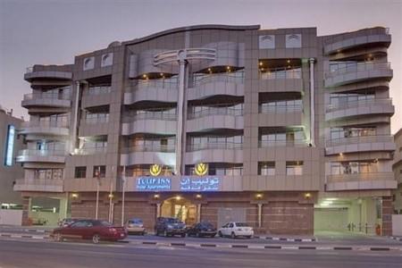 Tulip Inn Sharjah Snídaně