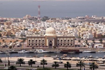 Spojené arabské emiráty Sharjah Al Hamra 8 dňový pobyt Raňajky Letecky Letisko: Viedeň október 2021 ( 1/10/21- 8/10/21)