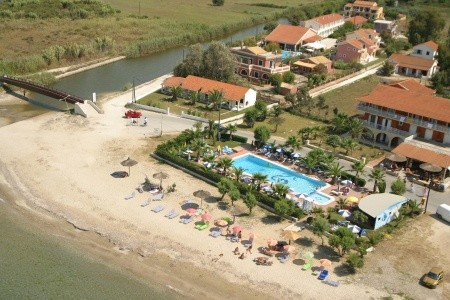 Beach Star - Dovolená Korfu 2021
