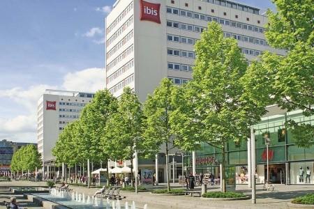 Ibis Hotels Dresden - Drážďany v listopadu - dovolená - recenze