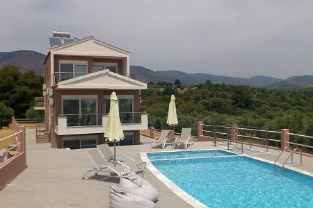 De Sol Luxury Apartments - Řecko Last Minute