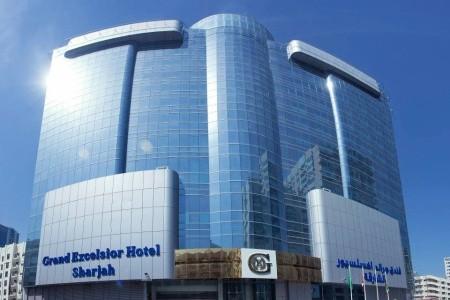 Grand Excelsior - Spojené arabské emiráty - slevy