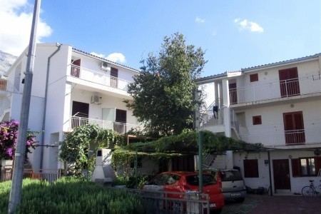 Apartmány Cvitanović