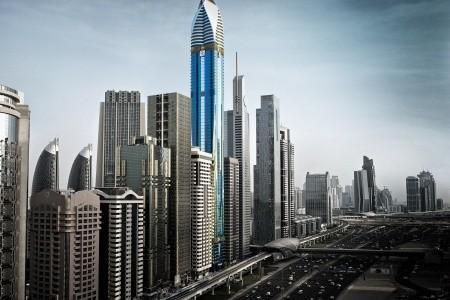 Rose Rayhaan By Rotana - Spojené arabské emiráty v září