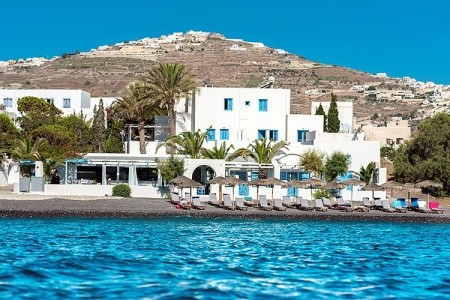 Sigalas, Řecko, Santorini