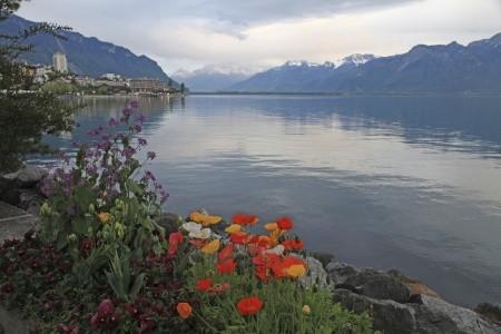 Švýcarsko - země sýrů, čokolády a horských velikán - Švýcarsko v srpnu