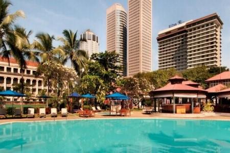 Hilton Colombo Residence - Srí Lanka bez stravy v létě