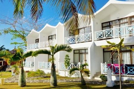 Coral Azur Beach Resort (Mon Choisy) - Mauricius v únoru