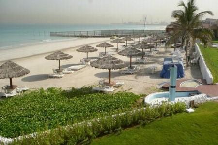 Spojené arabské emiráty Sharjah Lou Lou ' A Beach Resort 8 dňový pobyt Raňajky Letecky Letisko: Viedeň október 2021 ( 1/10/21- 8/10/21)