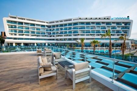 Selene Beach & Spa (Ex. Numa Beach) - Turecko - First Minute - levně
