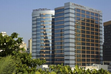 Double Tree By Hilton Hotel & Residences - Al Barsha