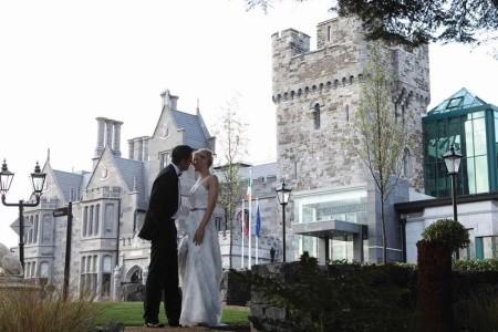 Clontarf Castle Snídaně
