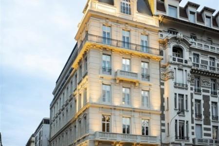 Okko Hotel Lyon Pont Lafayette - Francie letecky