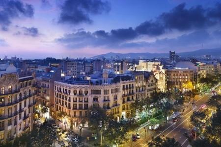 Mandarin Oriental Barcelona - Víkendy