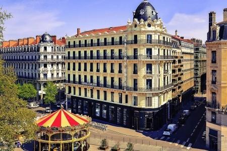 Mgallery Hotel Carlton Lyon By Sofitel - Francie v srpnu - od Invia