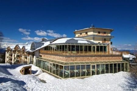 Hotel Montana S Bazénem Kl- Monte Bondone/Vason