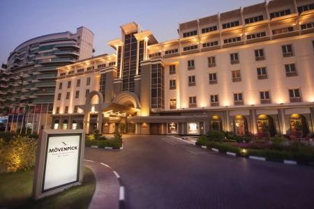 Mövenpick Hotel & Apartments Bur Dubai - Dovolená