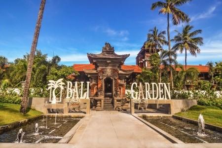 Bali Garden Beach Resort - Bali v březnu