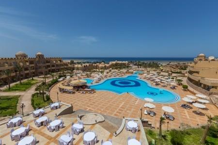 Utopia Beach Club - Egypt v dubnu