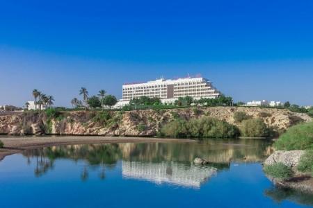 Crowne Plaza Muscat - Omán v srpnu