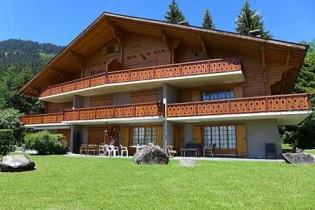 Nejlevnější Švýcarsko v létě