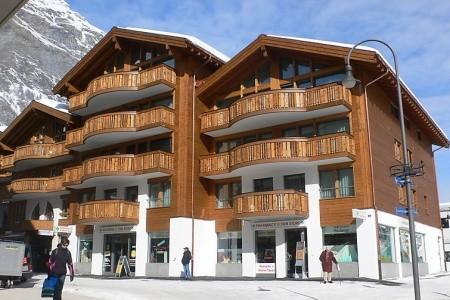 Zur Matte B - Švýcarsko - dovolená