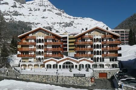 Ambassador B22 - Švýcarské Alpy - Švýcarsko