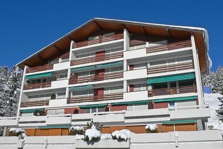 La Clairière Des Barzettes A/B - Švýcarsko v říjnu - ubytování - slevy