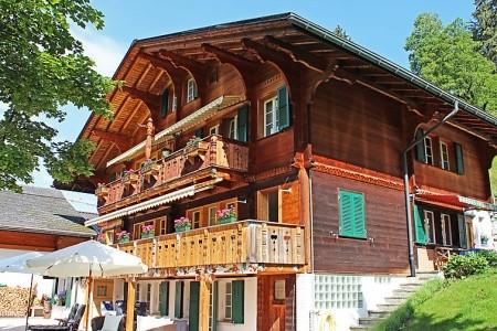 Chalet Jrene - Bern - Švýcarsko