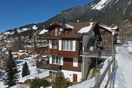 Melodie - Švýcarsko v únoru