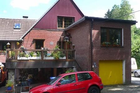 Haus Keller - Německo v květnu