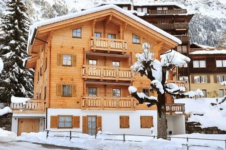 Alpina - Švýcarsko v květnu