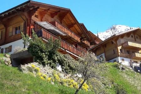 Chalet Bluemewäg - Švýcarsko v květnu