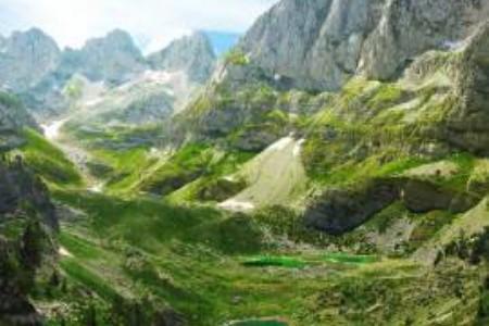 Divoká krása Albánie
