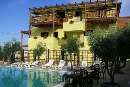 Rezidence Casanova - Gargano 2021 | Dovolená Gargano 2021