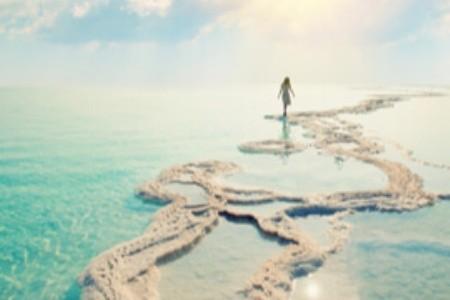 Mrtvé moře - léčivá sůl, omlazující bahno a nezapomenutelné zážitky