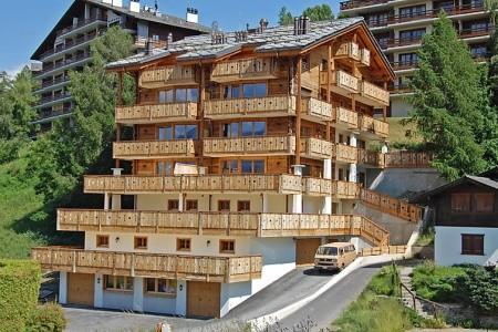 Les Terrasses Du Paradis 5A - Švýcarsko v lednu