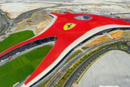 Ferrari World v Abu Dhabi