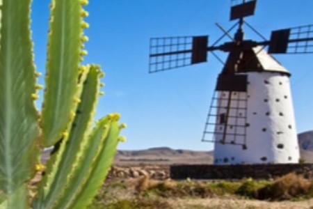 Chcete poznat evropský Karibik? Jeďte na Fuerteventuru!