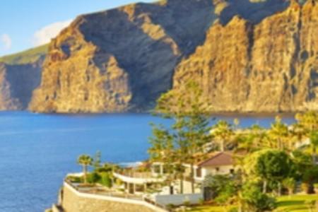 7 najkrajších miest na Tenerife