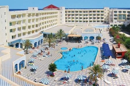 Safa - Tunisko v září - slevy