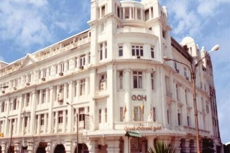 Grand Oriental - Last Minute Srí Lanka