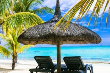 Nejkrásnější pláže ostrova Mauricius