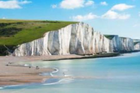 Hét nővér, nyolc mészkő-szikla Angliában